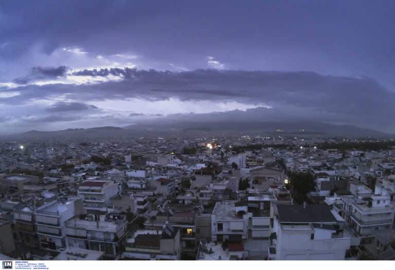 Καιρός: Έρχονται καταιγίδες και θυελλώδεις άνεμοι – Πού θα χτυπήσει η κακοκαιρία (pics)