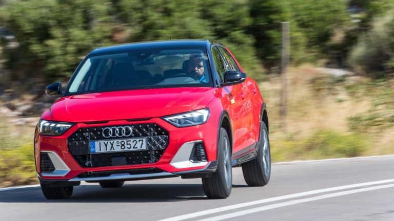 Δοκιμάζουμε το νέο μικρό crossover, Audi A1 citycarver [pics]