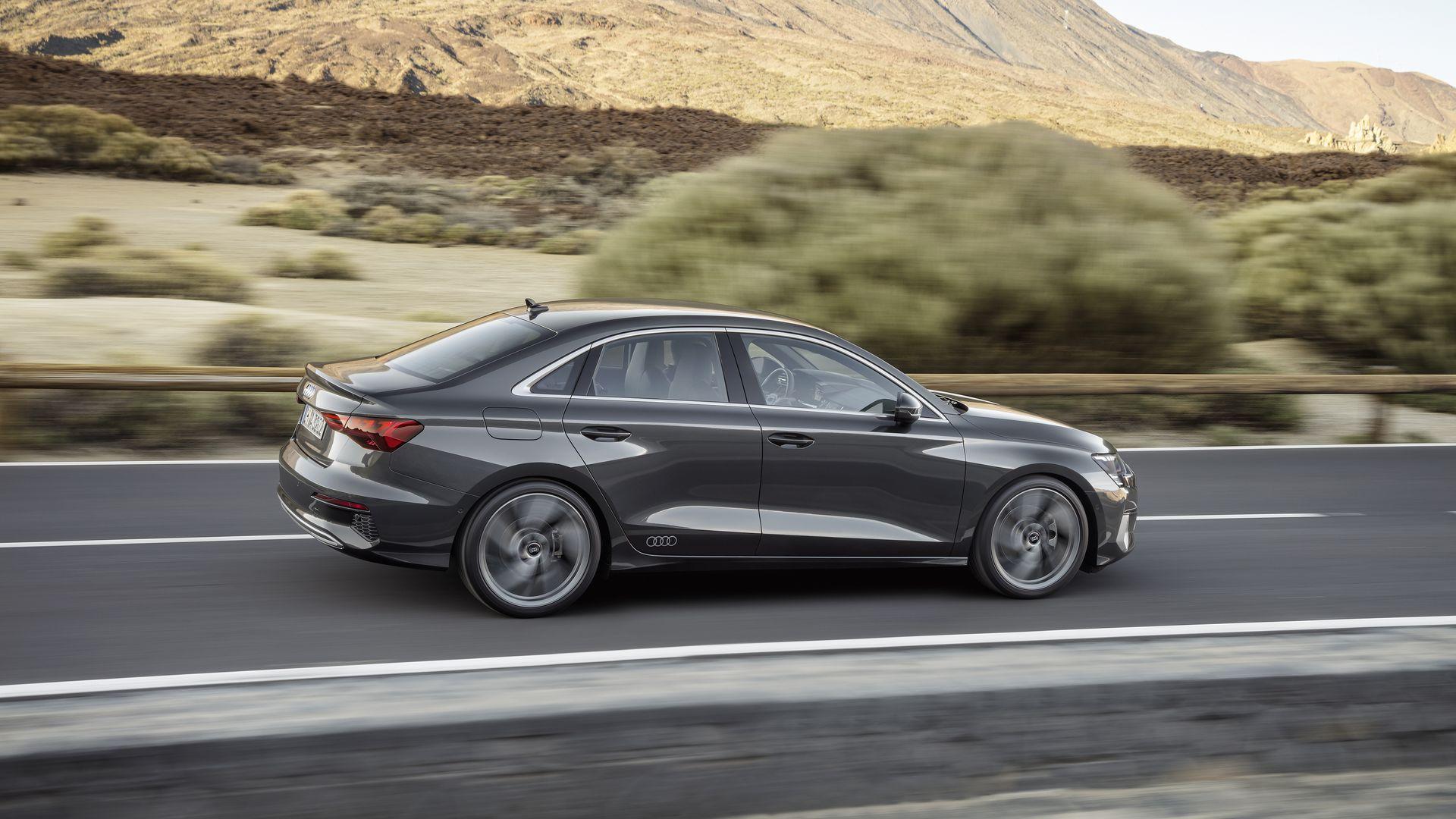 Στις εκθέσεις το νέο Audi A3 Sedan [vid]