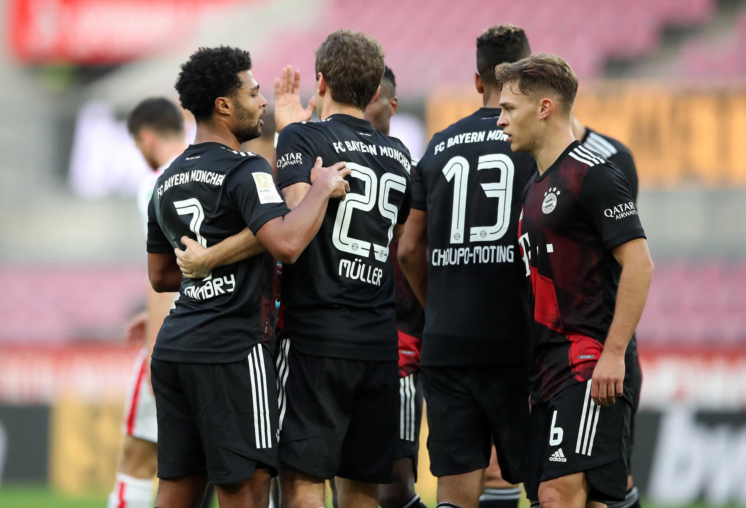 Bundesliga: Ασταμάτητες Μπάγερν και Ντόρτμουντ! (videos)