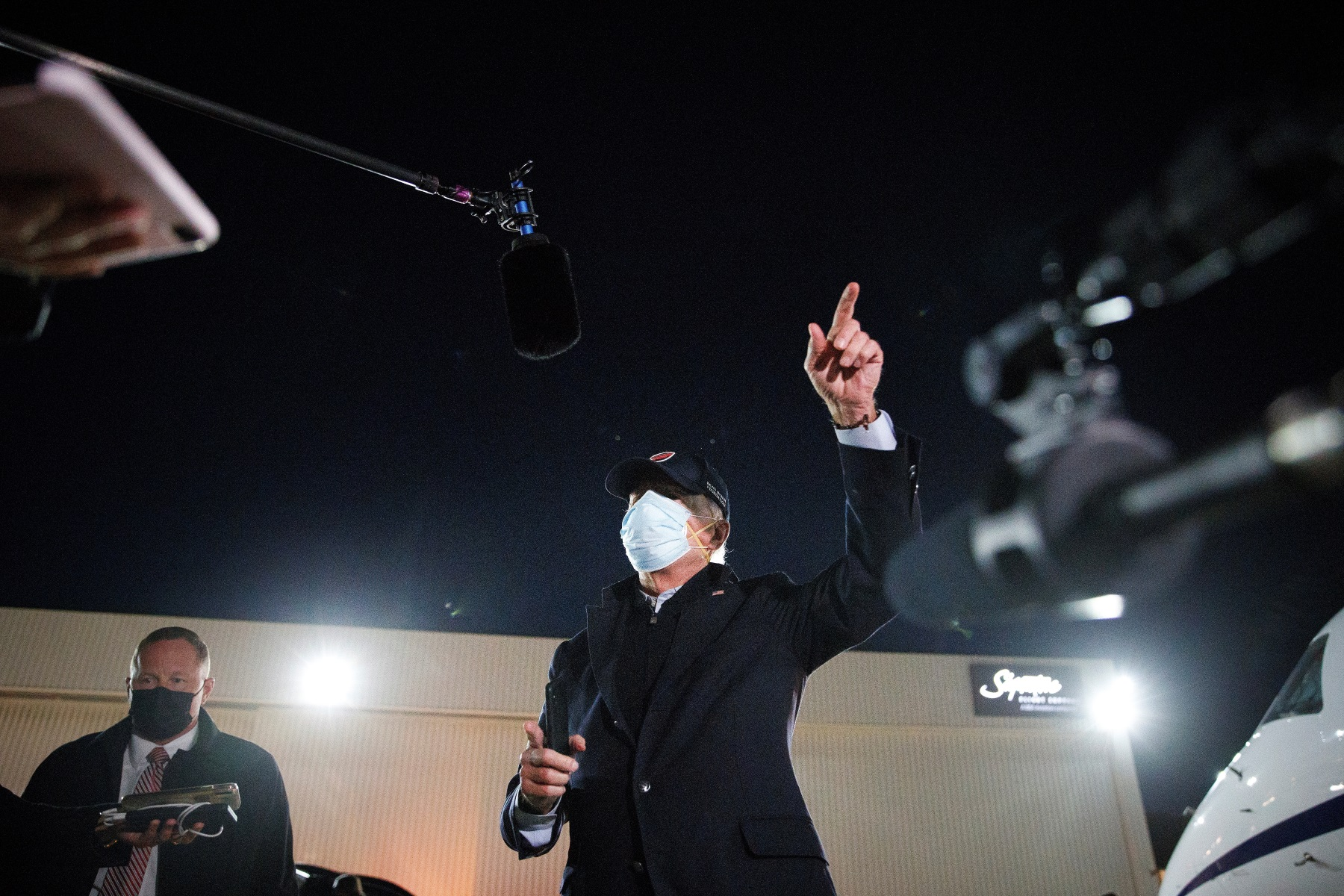 Τζο Μπάιντεν για τις αμερικάνικες εκλογές
