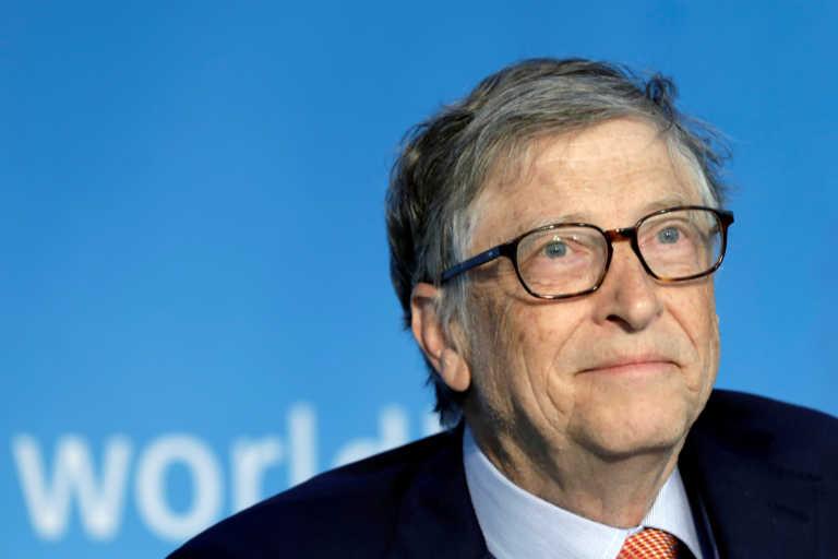 Μπιλ Γκέιτς: Η κλιματική αλλαγή είναι πιο επικίνδυνη από την πανδημία του κορονοϊού