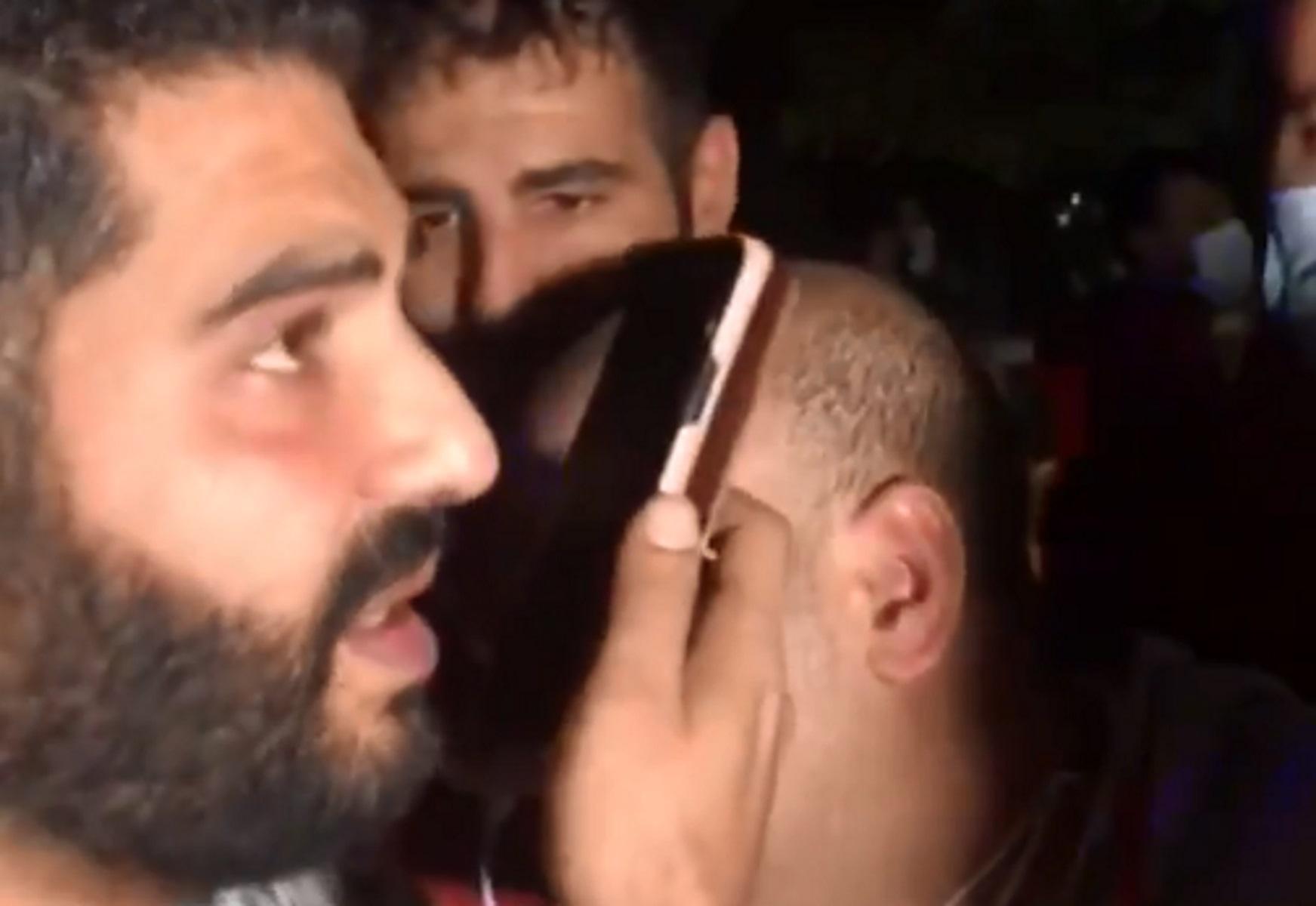 Σεισμός: Συγκλονιστική στιγμή στη Σμύρνη – Μιλά στον αρραβωνιαστικό της μέσα από τα χαλάσματα (video)
