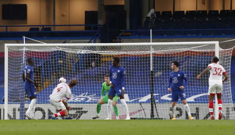 Premier League: Δεν είχε… Άγιο η Τσέλσι! Μετά τη γκάφα ήρθε και το σοκ (video)