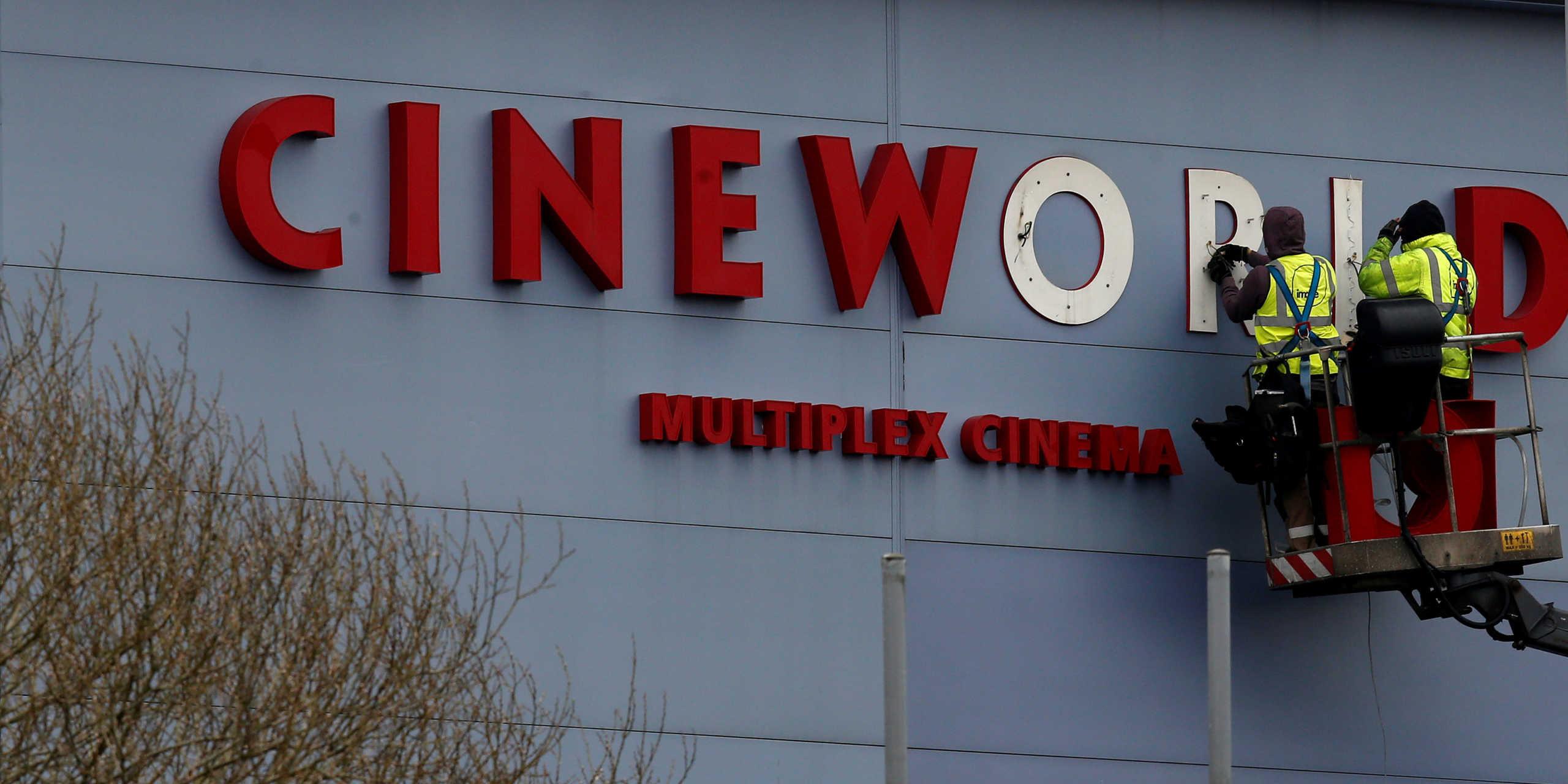 Cineworld: Κλείνει η δεύτερη αλυσίδα κινηματογράφων στον κόσμο – 45.000 άνεργοι!