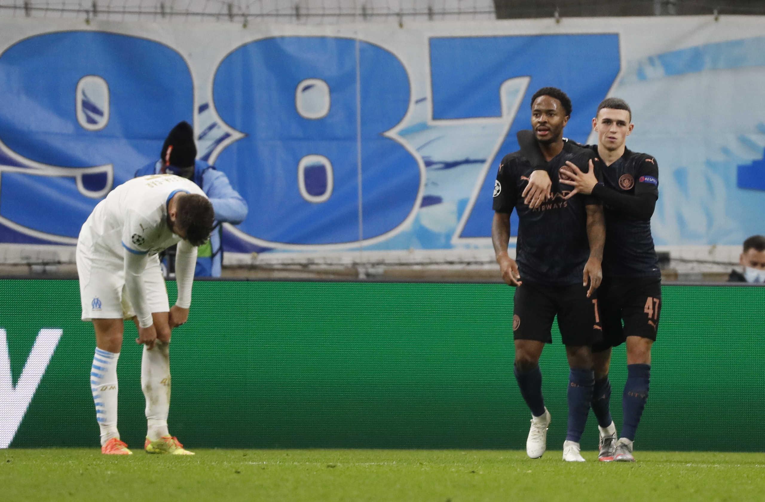 "Champions League: Ακάθεκτη η Μάνστεστερ Σίτι – ""Καθάρισε"" τη Μαρσέιγ (video)"