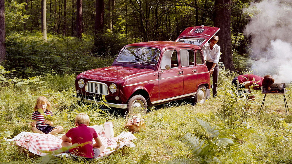 Renault 4L 1961-1967: Μπλουτζίν! [pics]