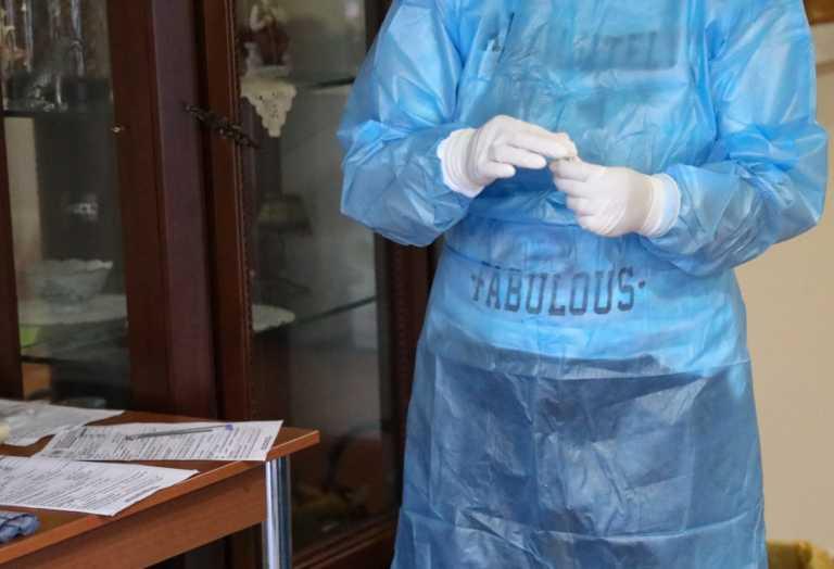 Θετική στον κορονοϊό μια μαθήτρια λυκείου της Κρήτης