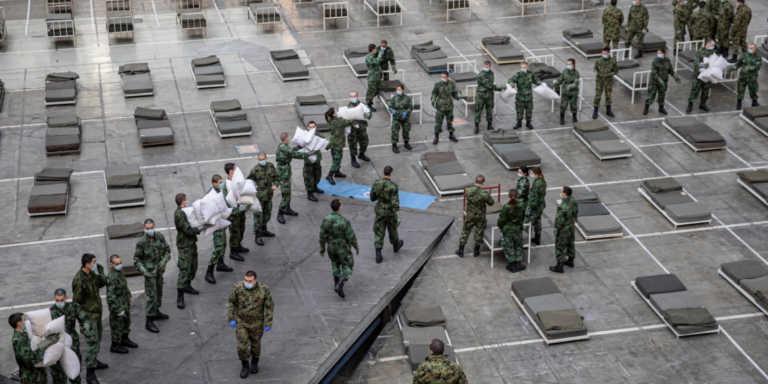 Συναγερμός στις ΕΔ για τον κορονοϊό ενόψει ΕΣΣΟ Νοεμβρίου – Τα μέτρα που προκρίνονται