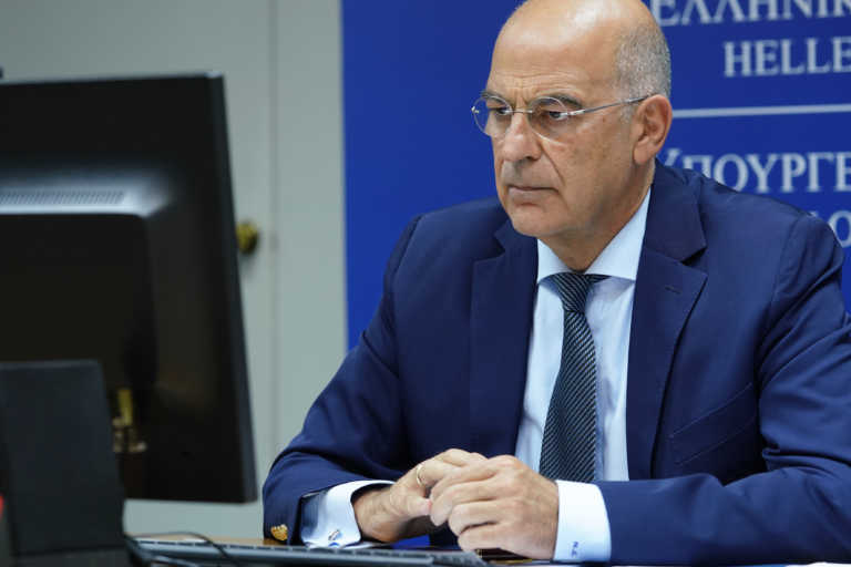 Επικοινωνία Δένδια με τον Γάλλο υπουργό Εξωτερικών για την τουρκική παραβατικότητα στην Αν. Μεσόγειο