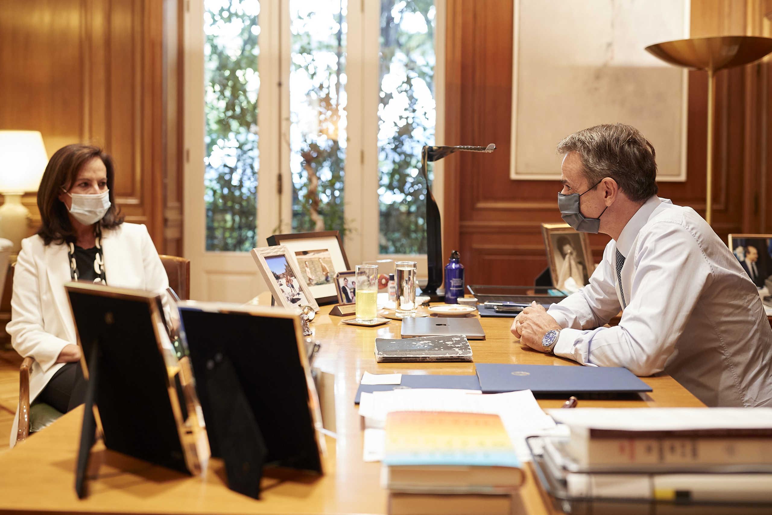 Διαμαντοπούλου: Θα δώσω δύσκολο αγώνα για την θέση στον ΟΟΣΑ