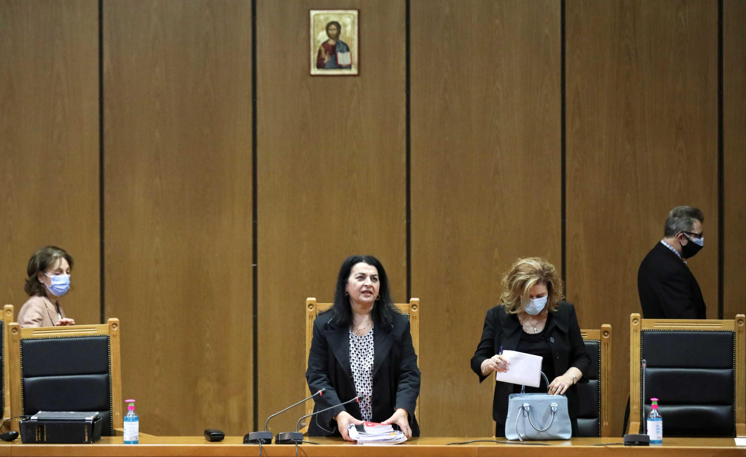 Δίκη Χρυσής Αυγής: Κανένα ελαφρυντικό στην ηγετική ομάδα αλλά και στον Γιώργο Ρουπακιά