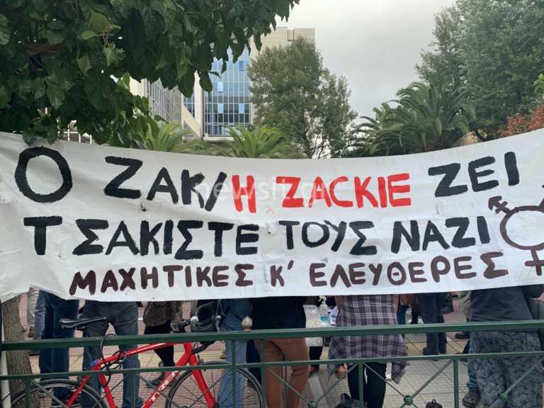 Ζακ Κωστόπουλος: Διακοπή λόγω κορονοϊού στη δίκη για τις 6 Νοεμβρίου