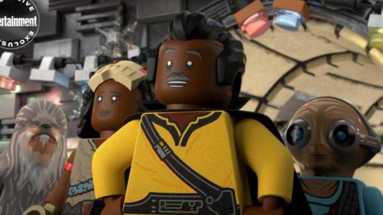 Στην Disney+ τον Νοέμβριο, το Lego Star Wars Holiday Special