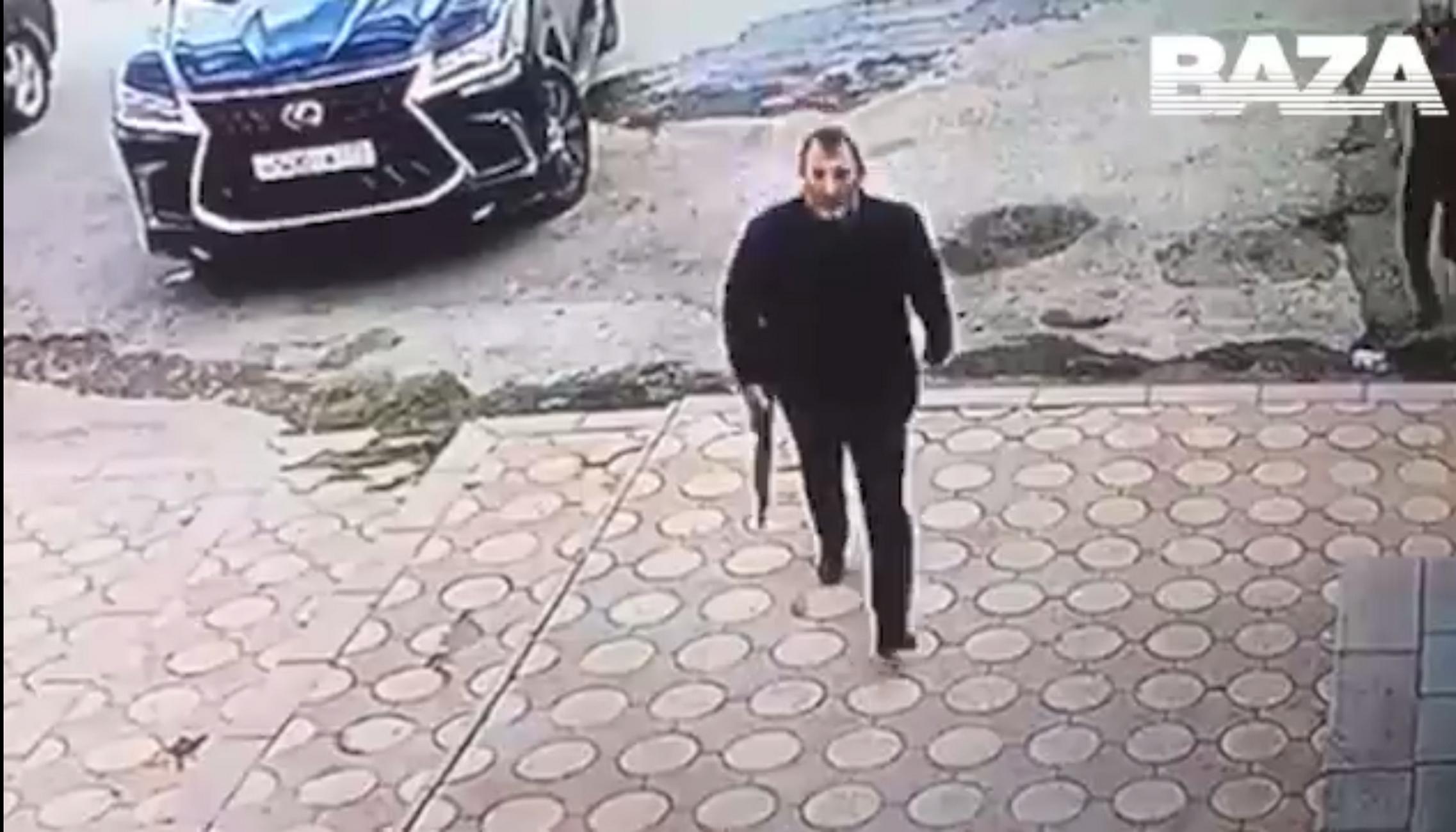 Σοκαριστικό: Κάμερα κατέγραψε τη δολοφονία πρώην αθλητή του ΜΜΑ! Προσοχή σκληρές εικόνες
