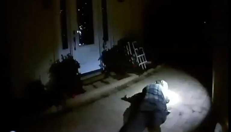 Βίντεο-σοκ: Η στιγμή εξουδετέρωσης του 30χρονου γιου του «Ταρζάν» που δολοφόνησε τη μητέρα του