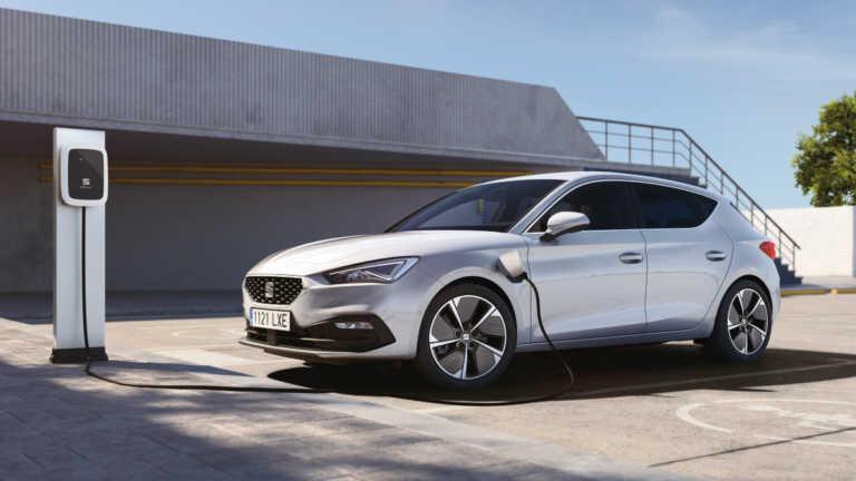 Νέο SEAT Leon e-Hybrid με 64 km ηλεκτρικής αυτονομίας [vid]