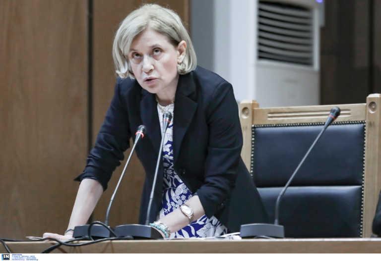 Δίκη Χρυσής Αυγής: Στήριξη στην Αδαμαντία Οικονόμου από την Ένωση Εισαγγελέων Ελλάδας