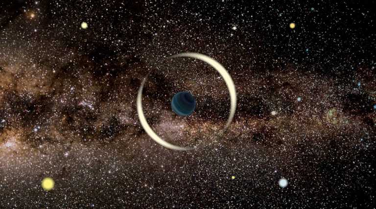 Βρέθηκε ο μικρότερος «ξέμπαρκος» εξωπλανήτης στο μέγεθος της Γης