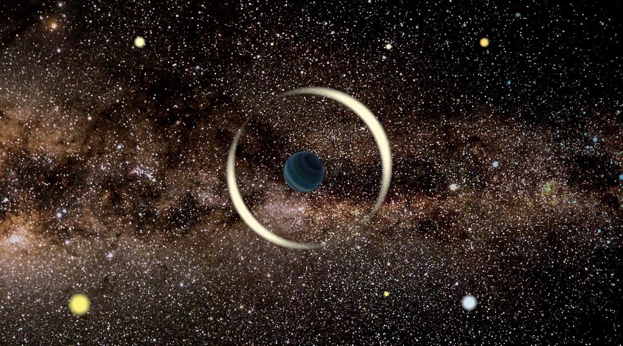 εξωπλανήτης διάστημα