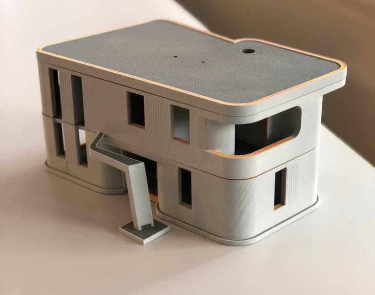 Έλληνας θα φτιάξει κατοικήσιμο σπίτι με… 3D εκτυπωτή! Το απίστευτο σχέδιο που πήρε άδεια (pics)