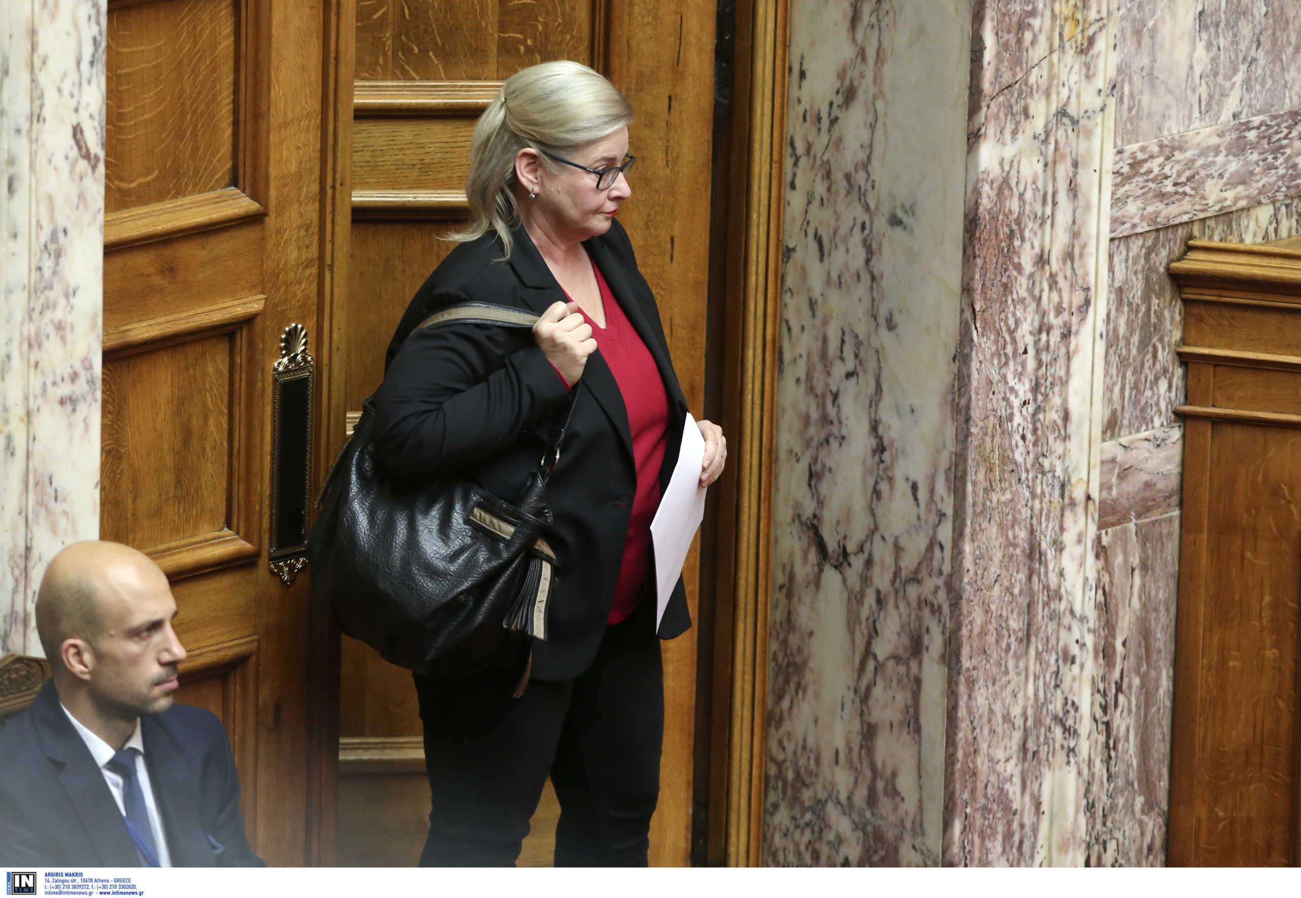 Ποινική δίωξη στην Ζαρούλια γιατί προσπάθησε να διοριστεί στην Βουλή με ψεύτικα στοιχεία