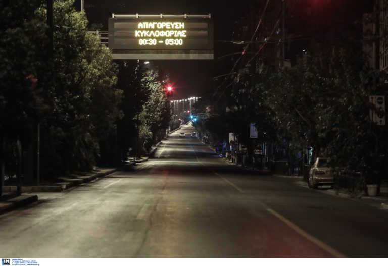 Βατόπουλος: Μένει η απαγόρευση κυκλοφορίας, αργεί η εστίαση