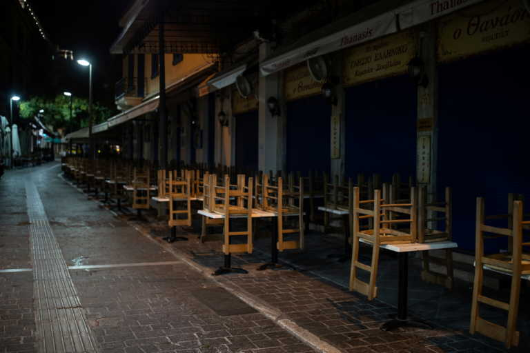 Γεωργιάδης: Δεν είναι η ώρα της εστίασης – Απέχουμε από την παλιά μας ζωή