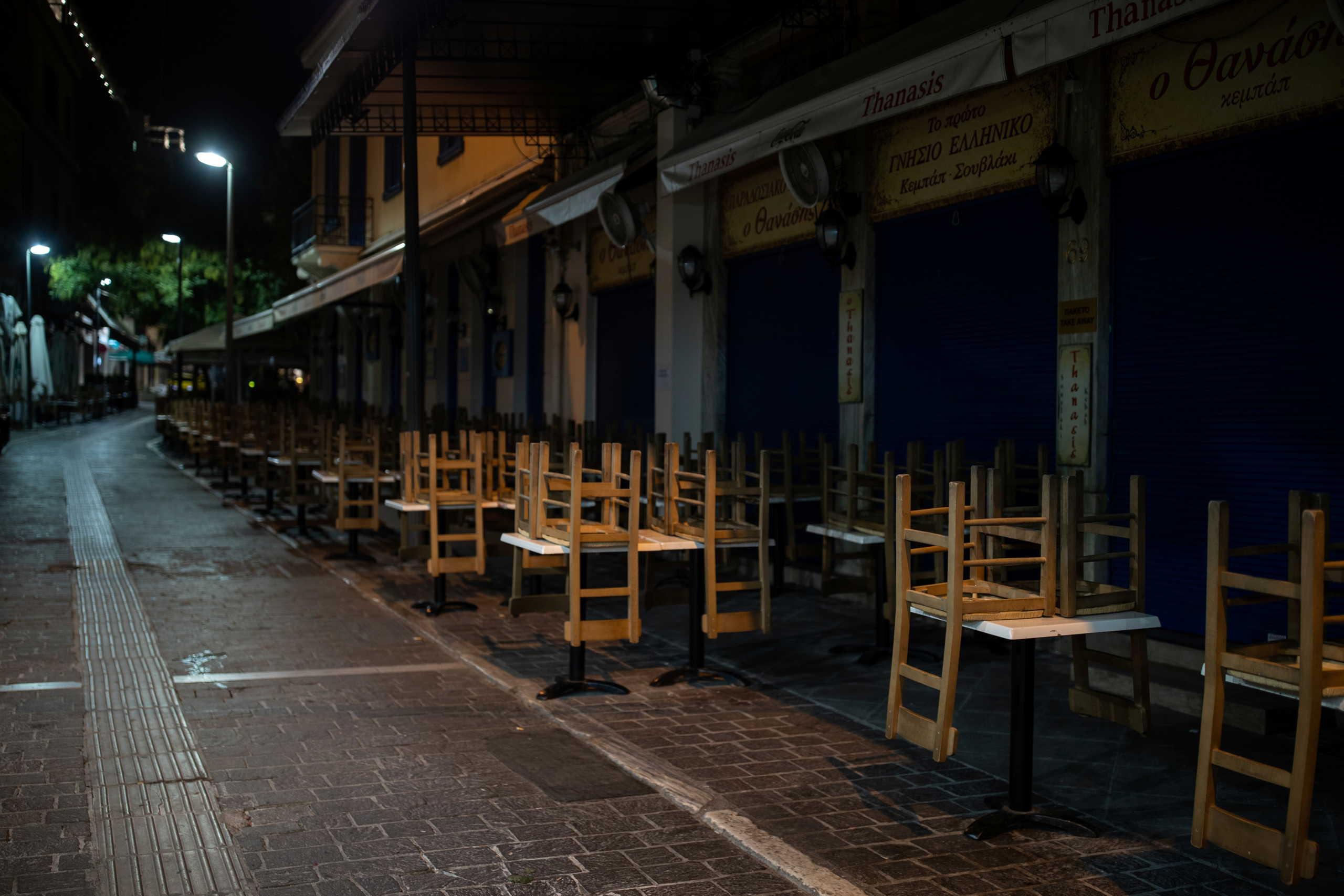 Παπαθανάσης: Μετά το Πάσχα σε ανοικτούς χώρους θα ανοίξει η εστίαση