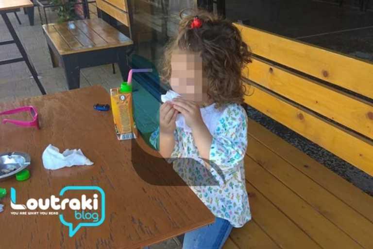Κορινθία: Παραλίγο να κατασπαράξουν σκυλιά το 3χρονο κοριτσάκι της! (video)