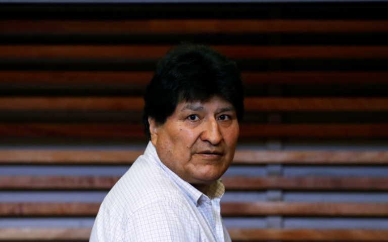 Ελεύθερος να γυρίσει τη Βολιβία ο Έβο Μοράλες – Ακυρώθηκε το ένταλμα σύλληψης