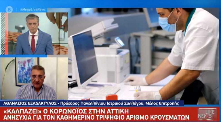 Κορονοϊός: Εξαδάκτυλος για κρούσματα σε γηροκομεία – «Φοβόμαστε ότι δεν γίνεται επαρκής εφαρμογή των μέτρων»