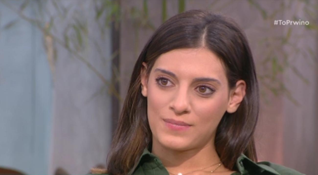 Η Χριστίνα Χειλά Φαμέλη για την συμμετοχή της στον Σασμό και τον ανταγωνισμό τη νέα σεζόν