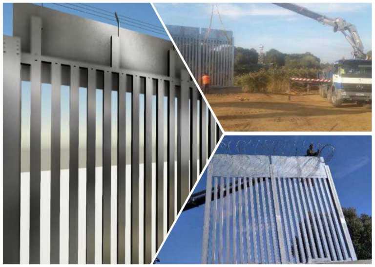 Έβρος: Τι… είδε ο Μητσοτάκης – Όλη η παρουσίαση του νέου φράχτη