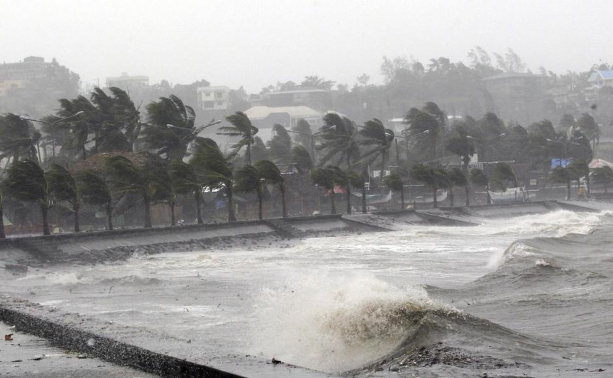 Φιλιππίνες: Εκκενώνεται το νησί Λουζόν! Φτάνει ο πιο δυνατός τυφώνας της χρονιάς