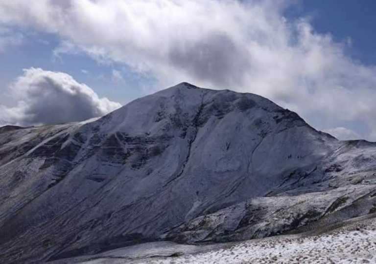 Έπεσαν τα πρώτα χιόνια στην Ήπειρο! (pics)