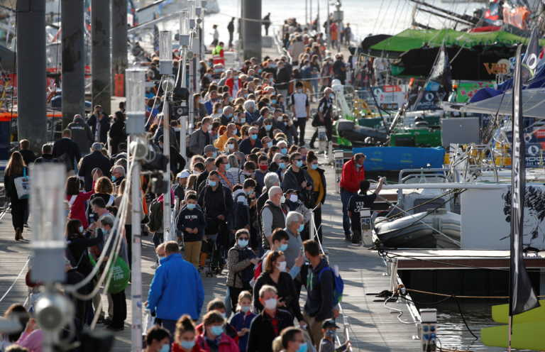 Κορονοϊός: Πάνω από 40.000 κρούσματα στη Γαλλία