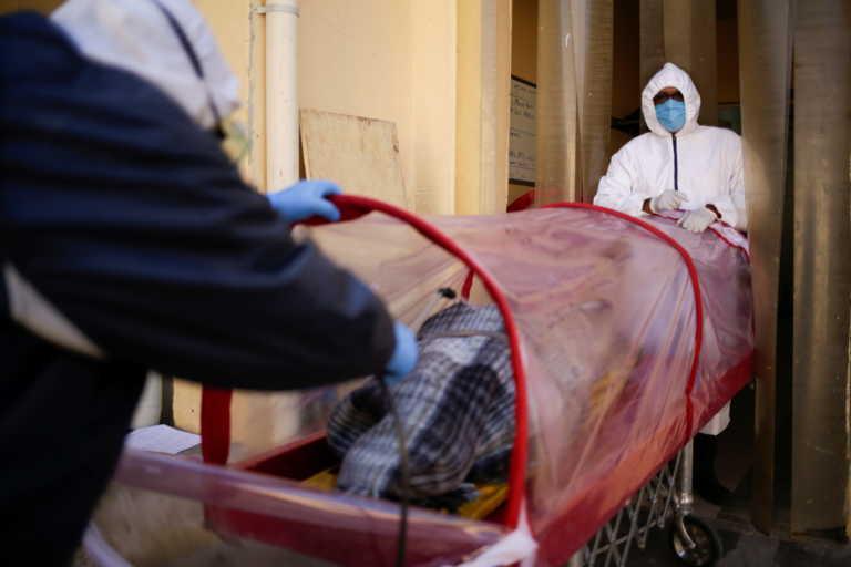 Ο κορονοϊός «θερίζει» την Λατινική Αμερική: Χιλιάδες κρούσματα σε Μεξικό και Χιλή