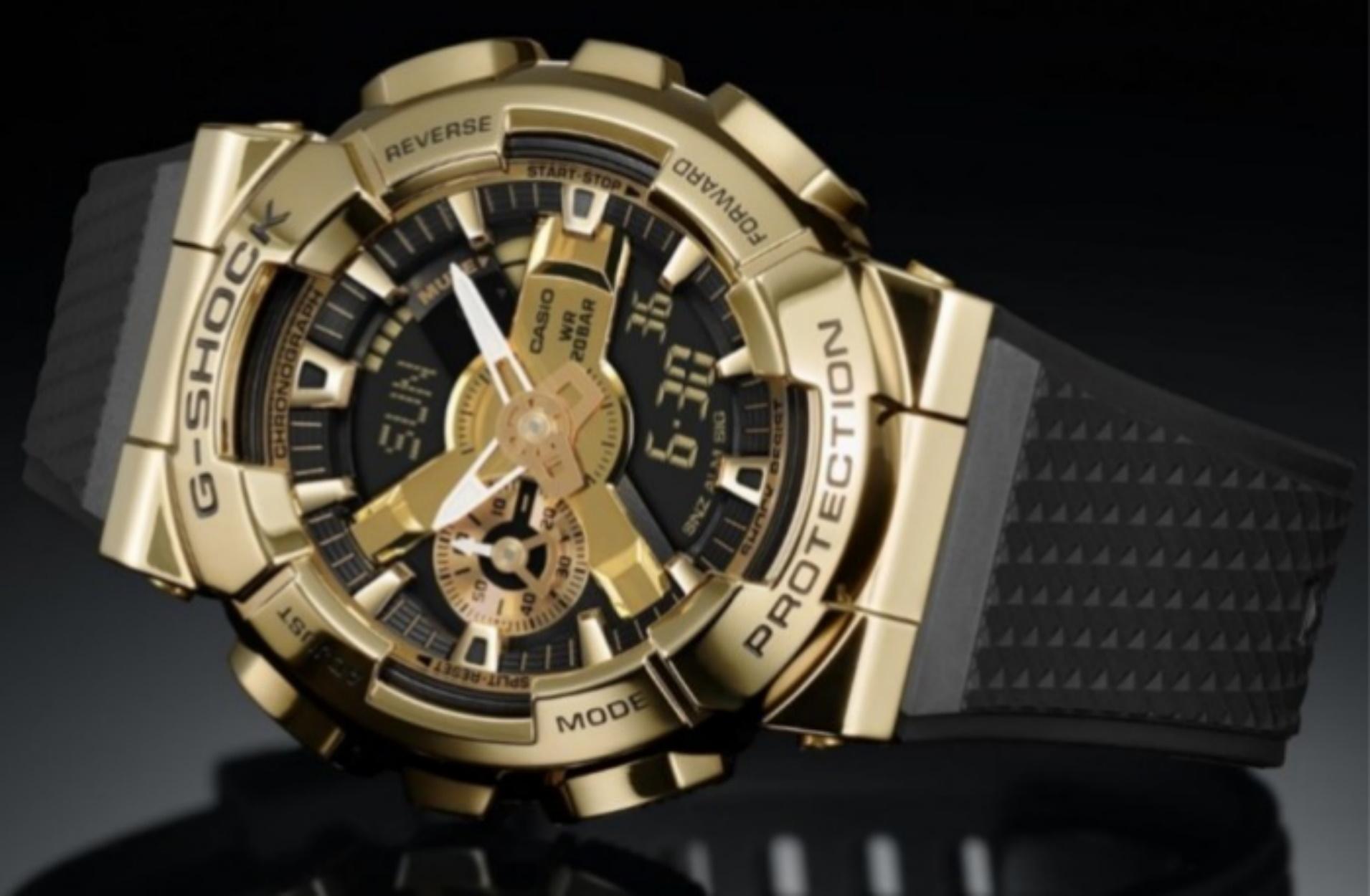 Η G-Shock μόλις κυκλοφόρησε ένα στιβαρό ρολόι που θα τραβήξει πολλά βλέμματα