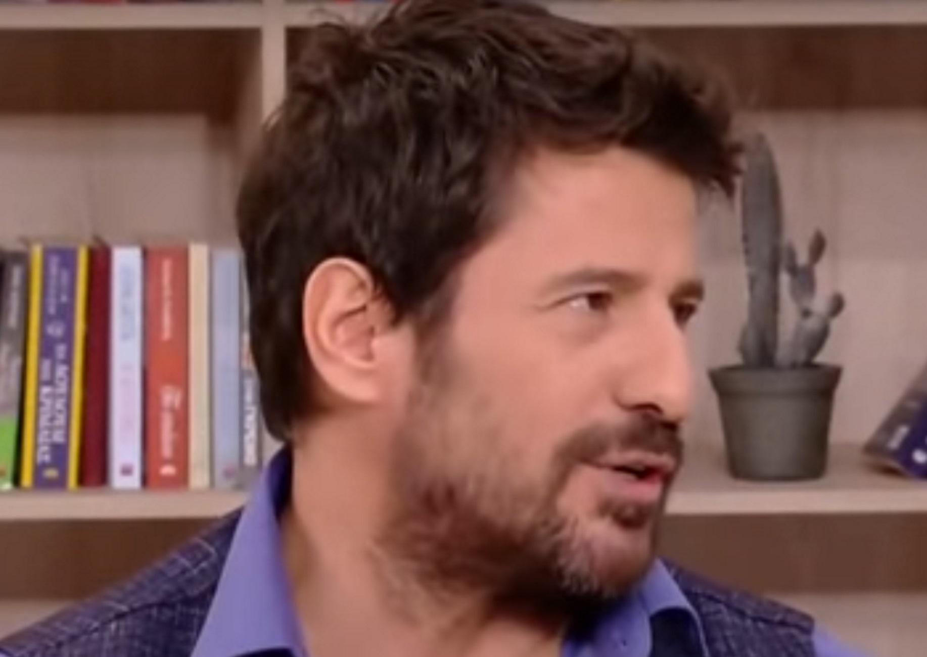 """Λάρισα: Η ατάκα της αστρολόγου που άφησε τον Αλέξη Γεωργούλη """"παγωτό""""! Τα λόγια που του είπε (Βίντεο)"""