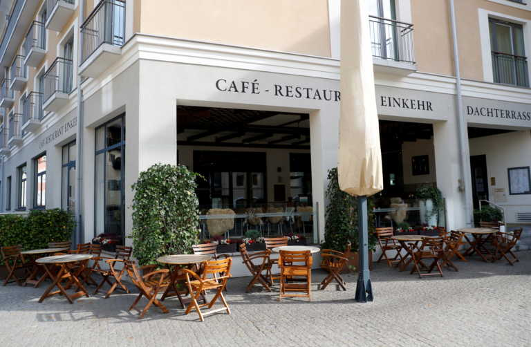 Γερμανία – Κορονοϊός: Εφικτό το άνοιγμα υπαίθριων εστιατορίων γύρω στο Πάσχα