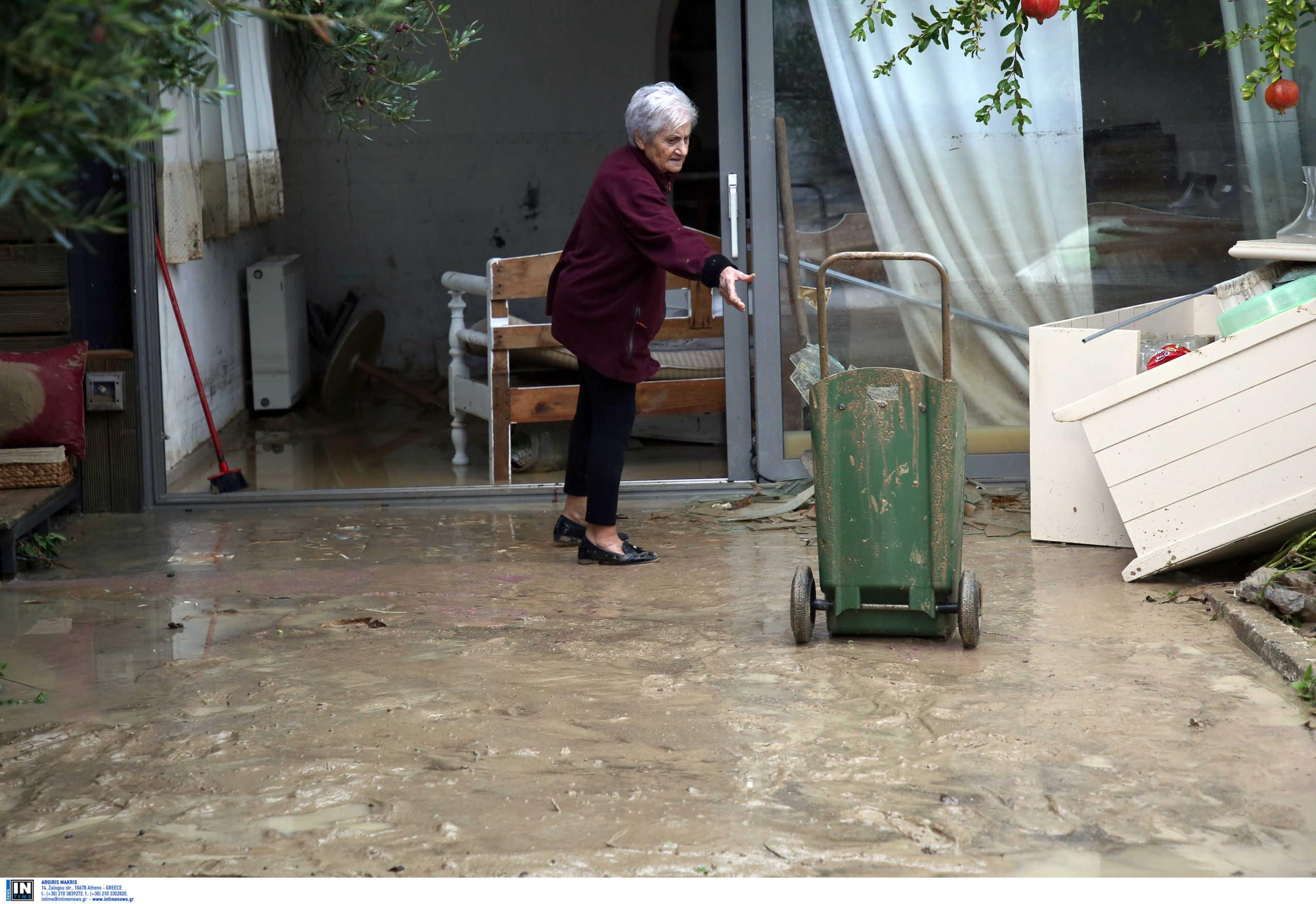 πλημμύρες στην Κρήτη