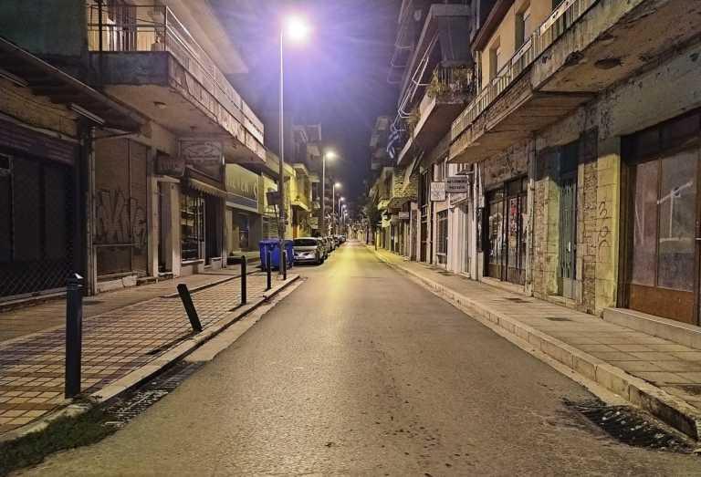 Κορονοϊός: Πόλη φάντασμα τα Γιάννενα! Δείτε τα πλάνα από την απαγόρευση κυκλοφορίας στην πόλη (Βίντεο)