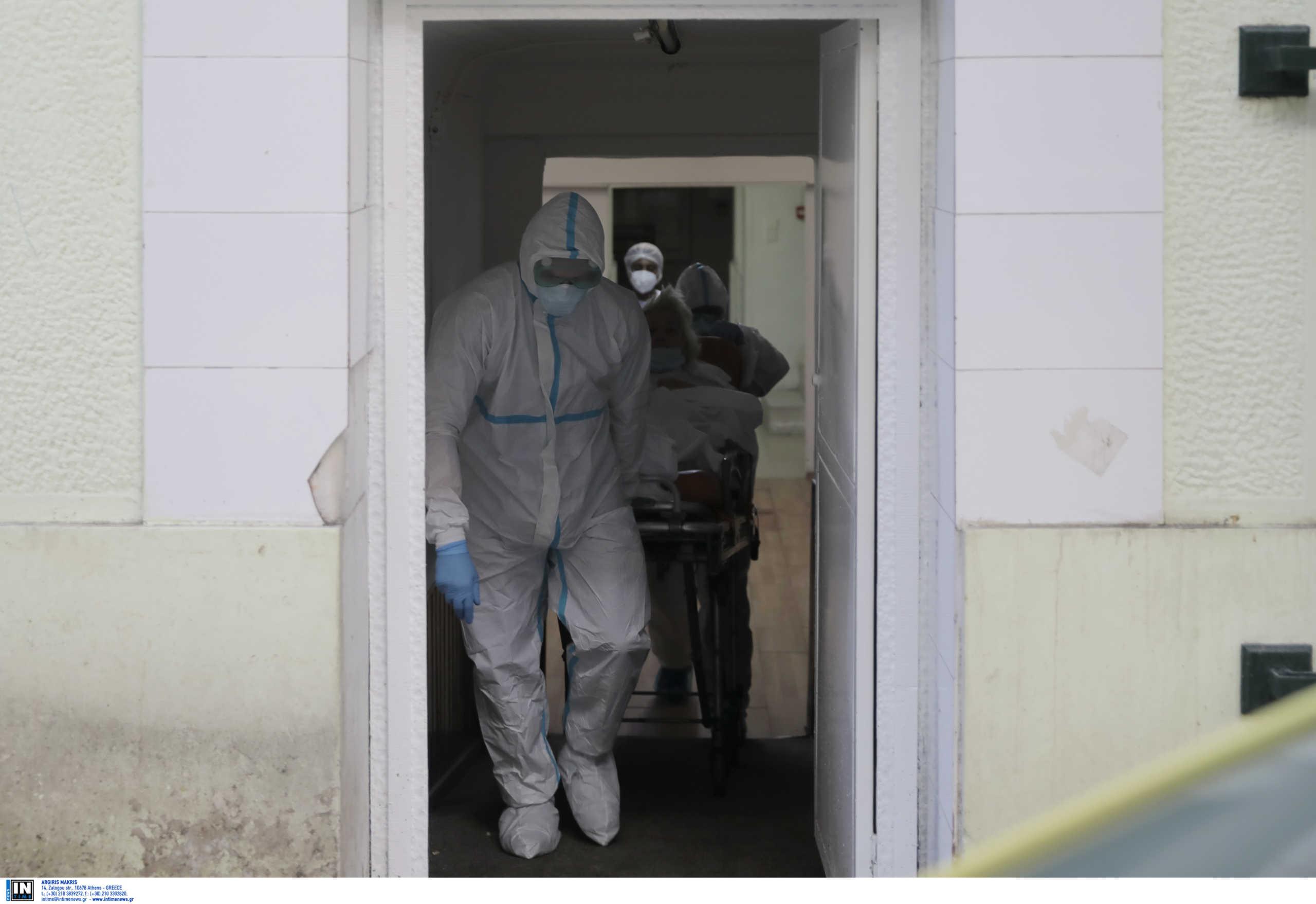 Πως «τρύπωσε» ο κορονοϊός στο Γηροκομείο στον Άγιο Παντελεήμονα – Πάνω από 45 τα κρούσματα