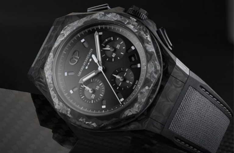 Το νέο ρολόι της Girard-Perregaux είναι ελαφρύ σαν φτερό και καθαρό σαν κρύσταλλο