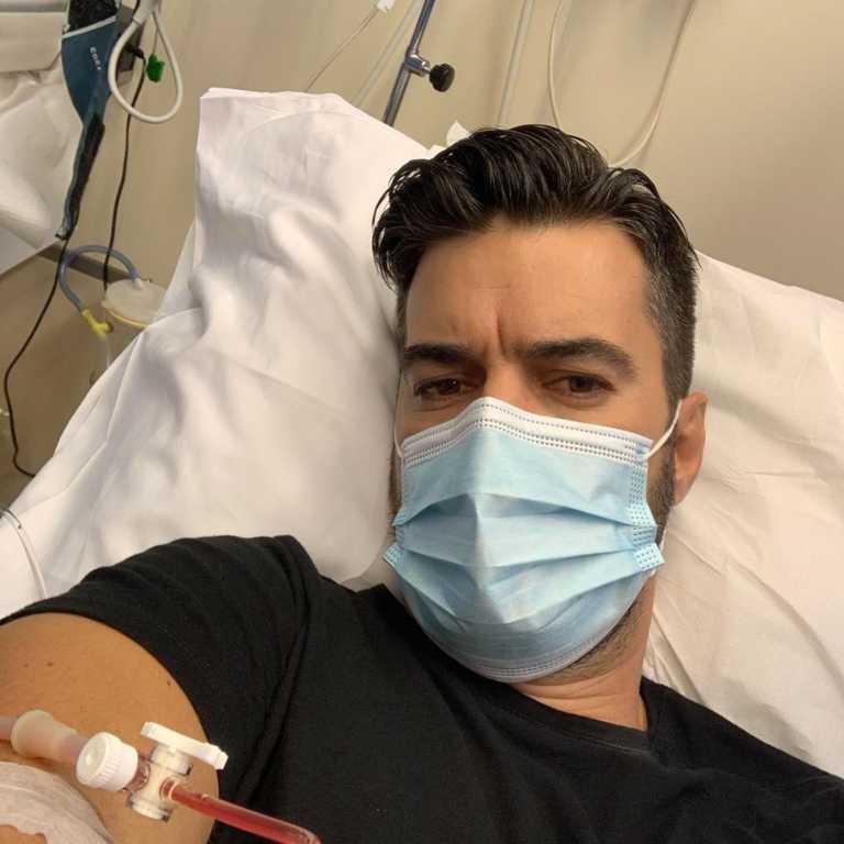 Στο νοσοκομείο ο Γιάννης Τσιμιτσέλης!