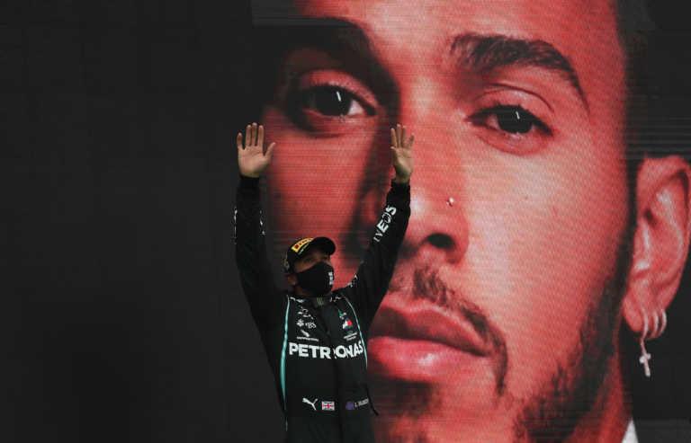 Formula 1: Ο Χάμιλτον έκανε… πλάκα και στην Πορτογαλία – Ξεπέρασε τον Σουμάχερ στις νίκες