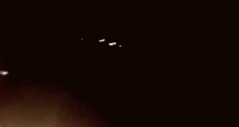 Τα παράξενα φώτα στον ουρανό πάνω από την Χαβάη σήμαναν συναγερμό! (video)