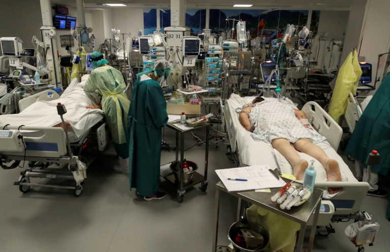 Κορονοϊός: Το Βέλγιο στέλνει ασθενείς στη Γερμανία λόγω συνωστισμού στα νοσοκομεία