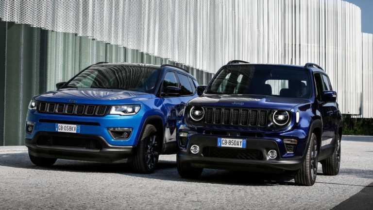 Πόσο κοστίζουν τα υβριδικά Jeep Renegade 4xe και Compass 4Xe; [pics]